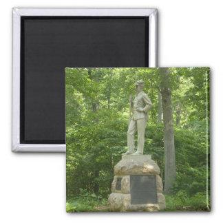 Aimant de la Pennsylvanie Bucktails Gettysburg