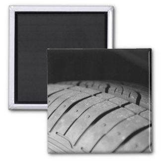 Aimant de pneu de voiture