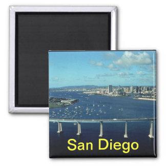 aimant de réfrigérateur de San Diego