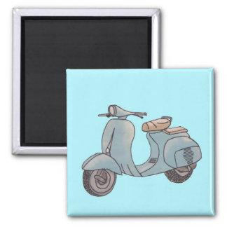 Aimant de scooter