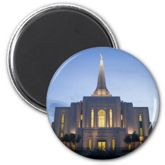 Aimant de temple de GIlbert Arizona LDS