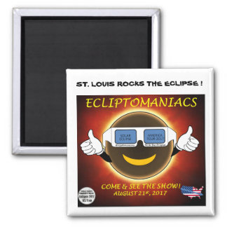 Aimant d'éclipse de St Louis