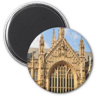 Aimant Détail architectural de fenêtre gothique