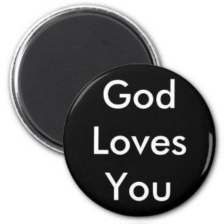 Aimant Dieu vous aime