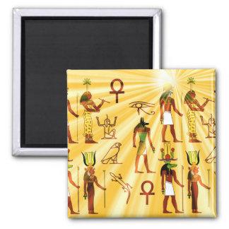 Aimant Dieux et déesses égyptiens