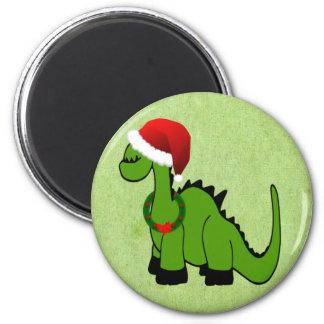 Aimant Dinosaure de Noël