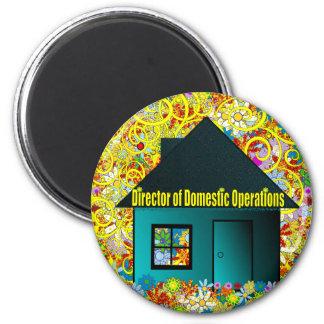 Aimant Directeur des opérations domestiques