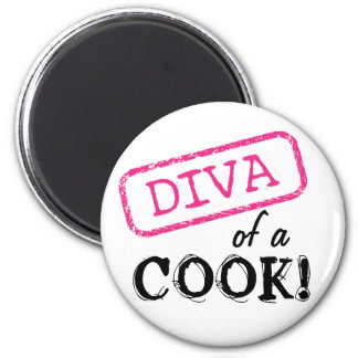 Aimant DIVA d'un cuisinier !