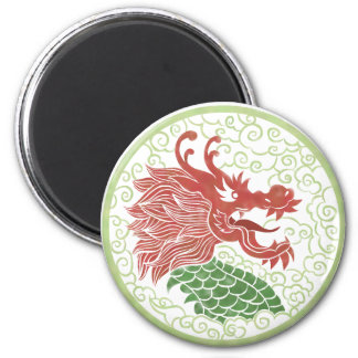 Aimant Dragon Chine