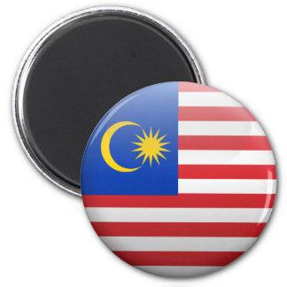 Aimant Drapeau de la Malaisie