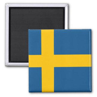 Aimant Drapeau de la Suède