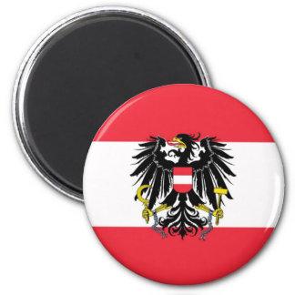 Aimant Drapeau de l'Autriche - le Flagge Österreichs