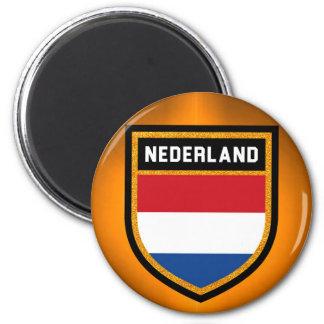 Aimant Drapeau de Nederland