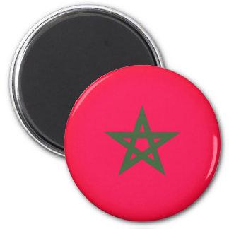 Aimant Drapeau du Maroc