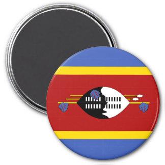 Aimant Drapeau du Souaziland