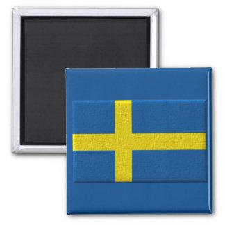 Aimant Drapeau suédois de Scandinave de la Suède