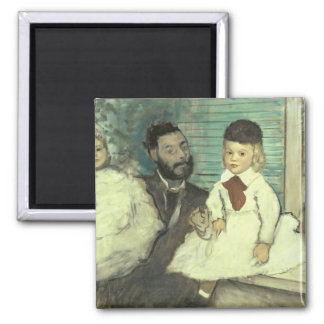 Aimant Edgar Degas | Comte Le Pic et ses fils