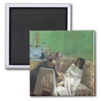 Aimant Edgar Degas | la pédicurie, 1873