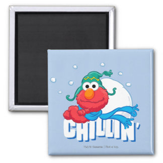 Aimant Elmo Chillin