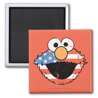 Aimant Elmo patriote - affligé