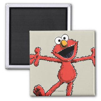 Aimant Elmo vintage