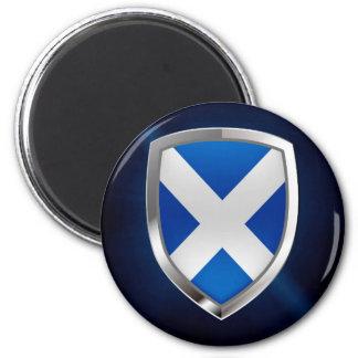 Aimant Emblème métallique de l'Ecosse