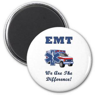Aimant EMT nous sommes la différence