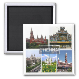 Aimant EN * l'Inde - le Chennai Madras