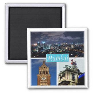 Aimant EN * l'Inde - le Mumbai Bombay