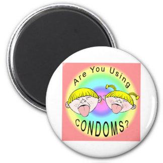 Aimant Enfants de préservatif