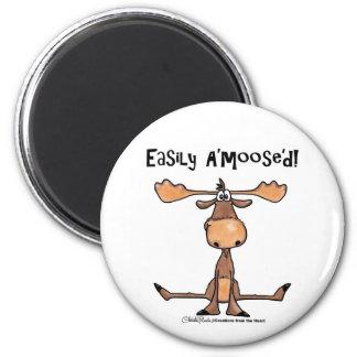 """Aimant Facilement A'Moose """" d"""