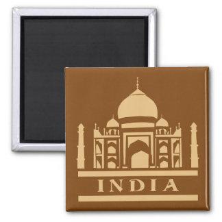 Aimant fait sur commande de couleur de l'INDE