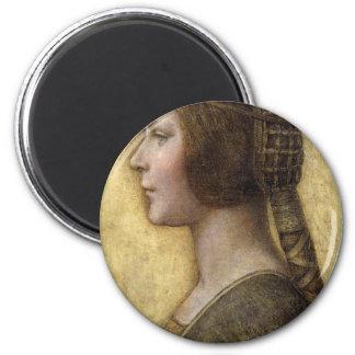 Aimant Femme de la Renaissance
