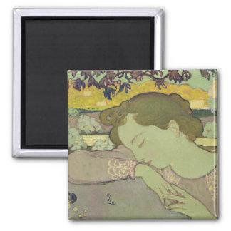 Aimant Femme de sommeil, 1892