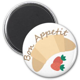 Aimant Fève Appetit