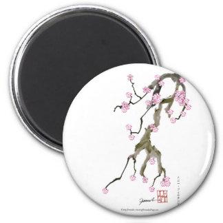 Aimant Fleurs de cerisier 17 Fernandes élégant