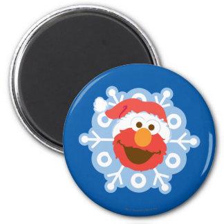 Aimant Flocon de neige d'Elmo