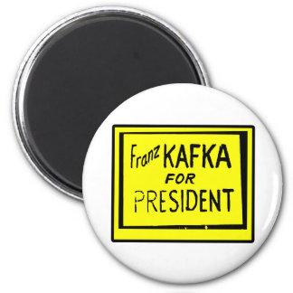 Aimant Franz Kafka