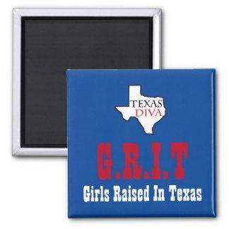 Aimant G.R.I.T. - Filles élevées dans la DIVA du Texas -