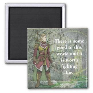 Aimant Garde forestière d'Elven