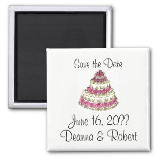Aimant Gâteau de mariage