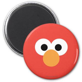 Aimant Grand visage d'Elmo