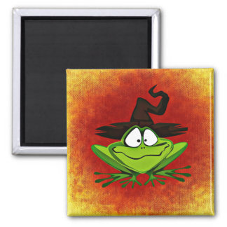 Aimant Grenouille de Witchy