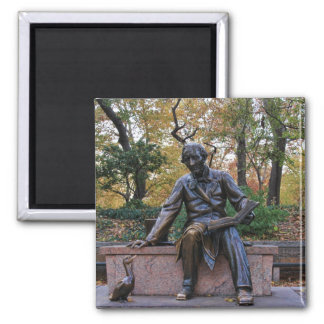 Aimant Hans Christian Andersen, Central Park, NYC