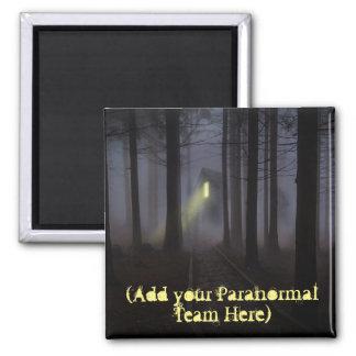 Aimant hanté par équipe paranormale personnalisé
