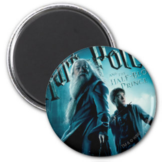 Aimant Harry Potter et Dumbledore sur les roches 1