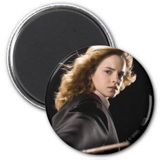 Aimant Hermione Granger prêt pour l'action