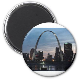 Aimant Horizon de voûte de St Louis