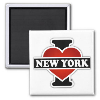 Aimant I coeur New York