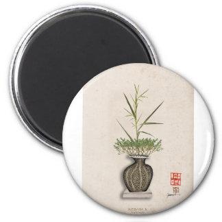 Aimant ikebana 10 par les fernandes élégants
